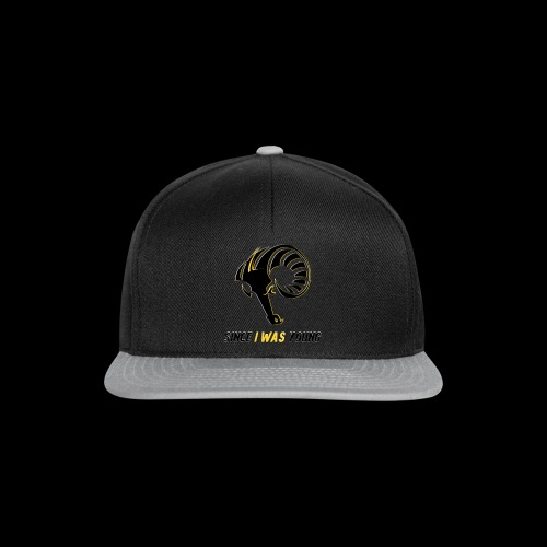 Since I Was Young - Snapback Cap