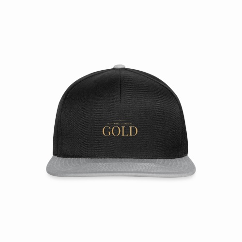 Schtephinie Evardson: Ultra Premium Gold Edition - Snapback Cap