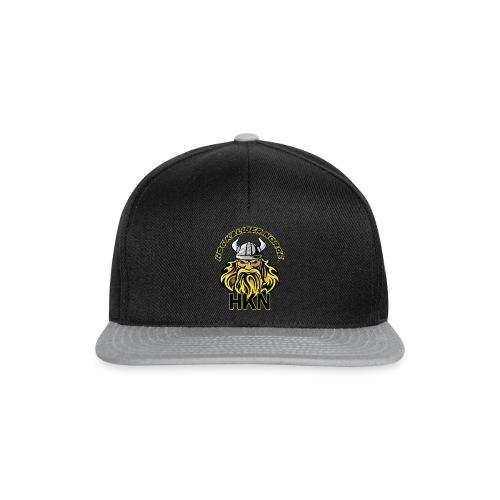 hkn-logo-skrift - Snapback-caps