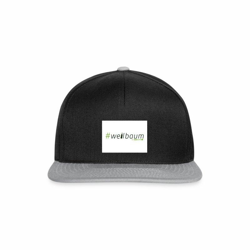 Offizielle weilbaum Tasse - Snapback Cap