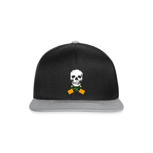 Skull and Bucky Bottles - Snapback Cap