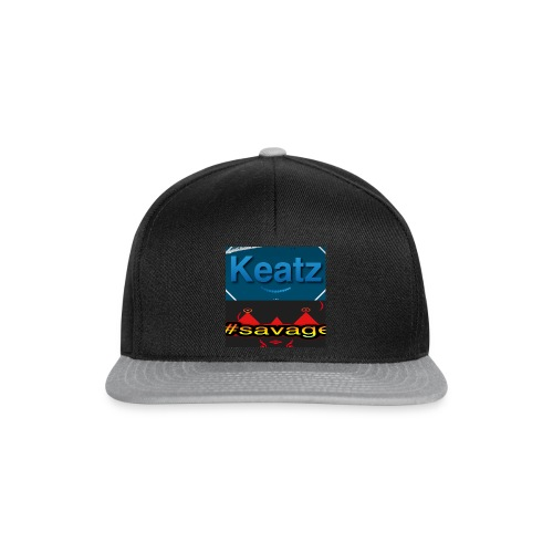 Savage Keatz - Snapback Cap