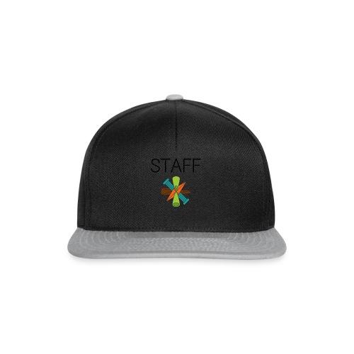 Staff värillinen - Snapback Cap