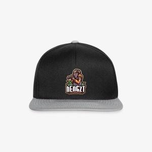hEnGzT Logo - Snapback Cap