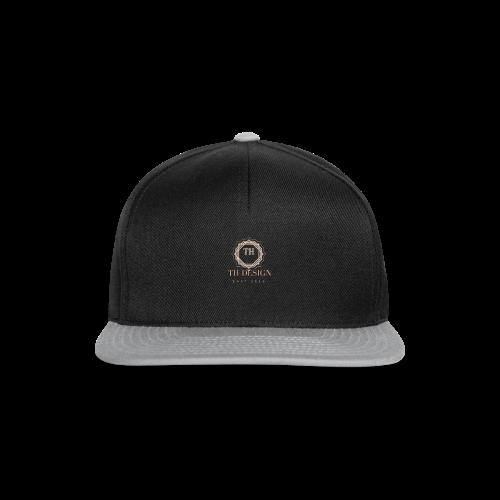 TH Design Elegant - Snapback Cap