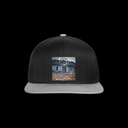 Lost Place 1 - Snapback Cap
