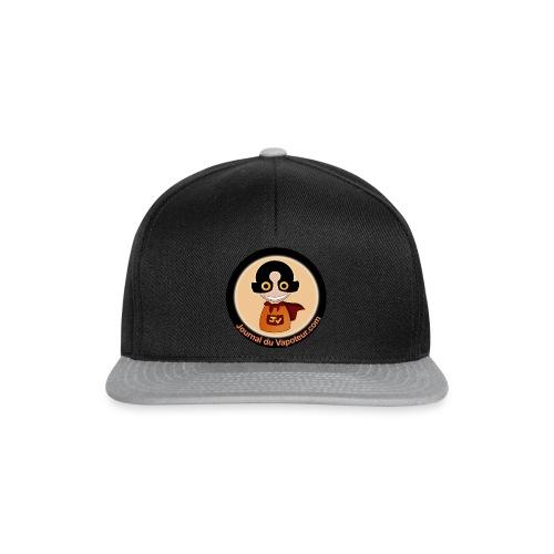 Gros logo rond JDV - Casquette snapback