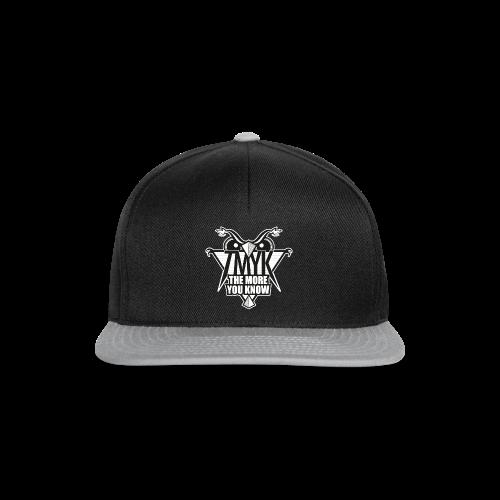 TMYK Chest Emblem Tee - Snapback Cap