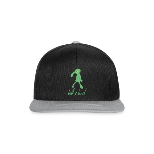 Bold and Brash - Original - Snapback cap
