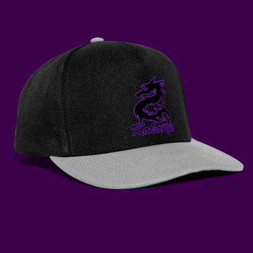 KokoRyu Logo - Snapback Cap
