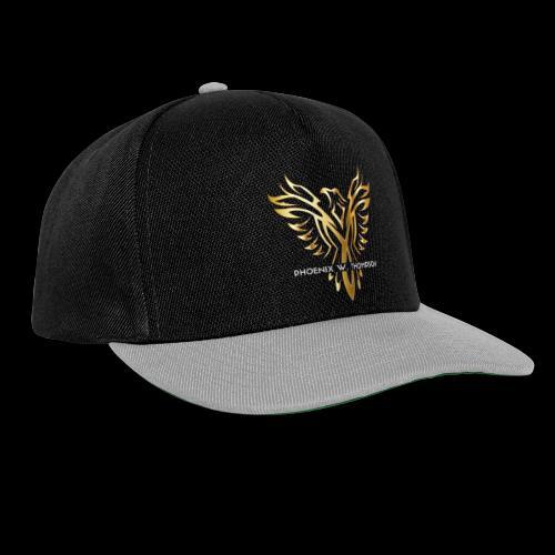 Golden Phoenix Design - Snapback Cap