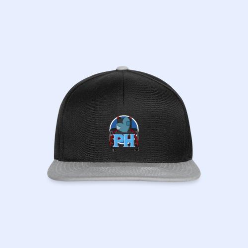 Piper Logo Large - Snapback Cap