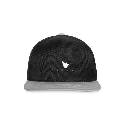 PEACE - Snapback Cap