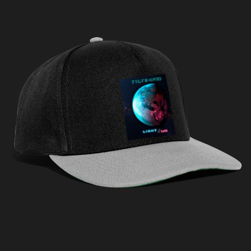 TiltShifted: Light/Dark EP Cover - Snapback Cap