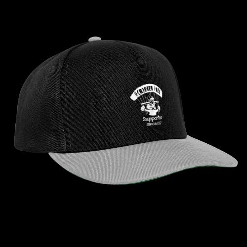 Support naked - Snapback Cap
