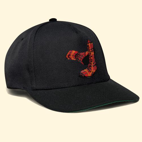Rock and Shoes - Rock'n'll Shoes - Casquette snapback