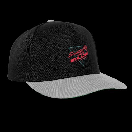 ScooterRoy and the Hitmachine - Snapback cap