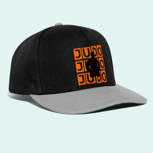 Motiv Judo Orange - Snapback Cap