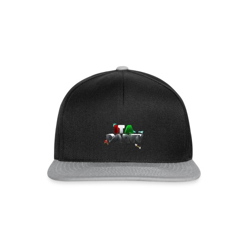 ItaParty - Snapback Cap
