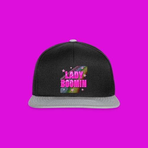 LadyBoomin - Snapback Cap