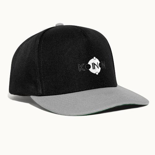 Koinòn Logo - Snapback Cap