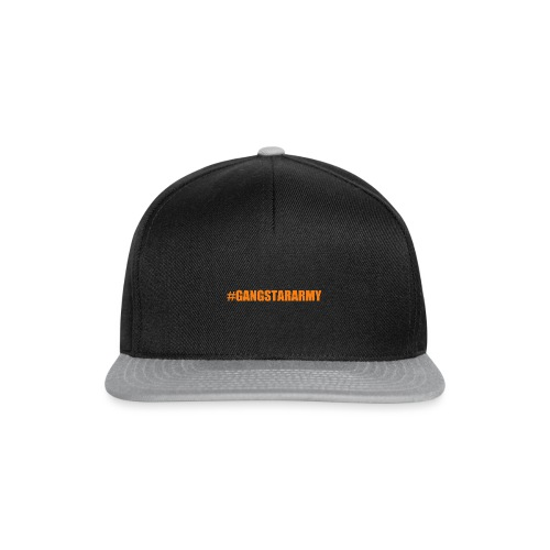 #Gangstararmy Collection! - Snapback Cap