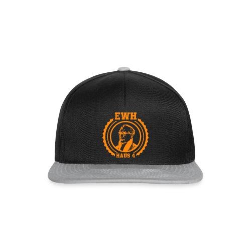 Egon Logo Orange - Snapback Cap