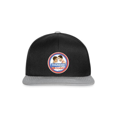 Thunder Matchups Logo - Snapback Cap