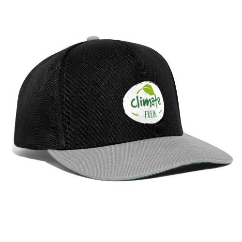 Klimatosse - climate freak - Snapback Cap