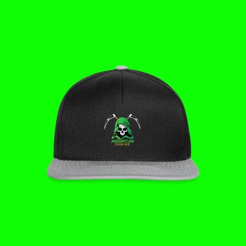 MoshpitJim Logo - Snapback Cap