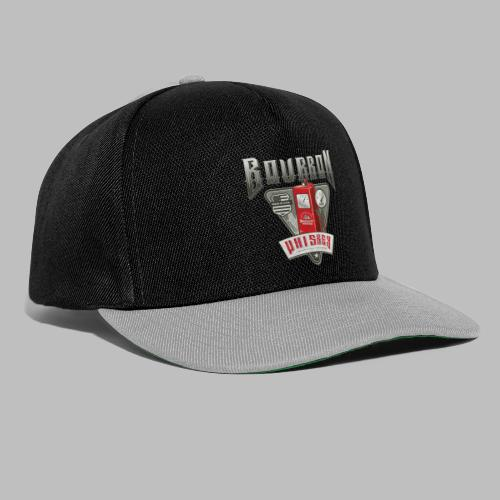 Bourbon Whiskey - Snapback Cap