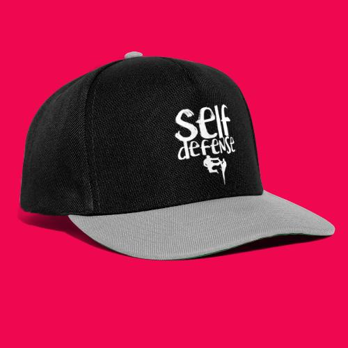 Self Defense 1.0 - Snapback Cap