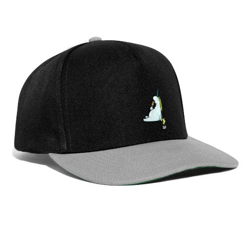 STE 0006 00 Eis Einhorn - Snapback Cap
