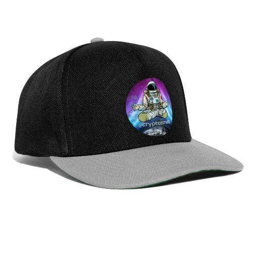 cryptozones official merchandise - Snapback Cap