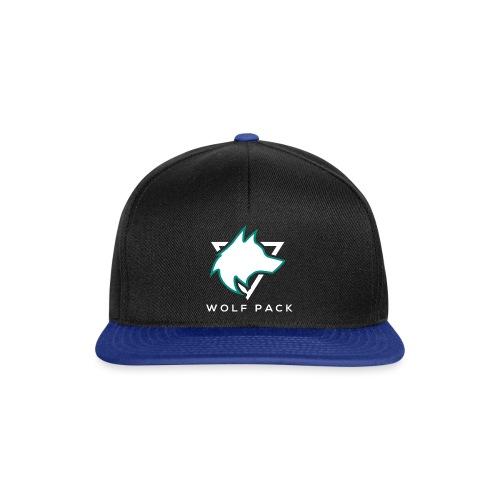Wolf Pack Logo (NEW) - Snapback Cap