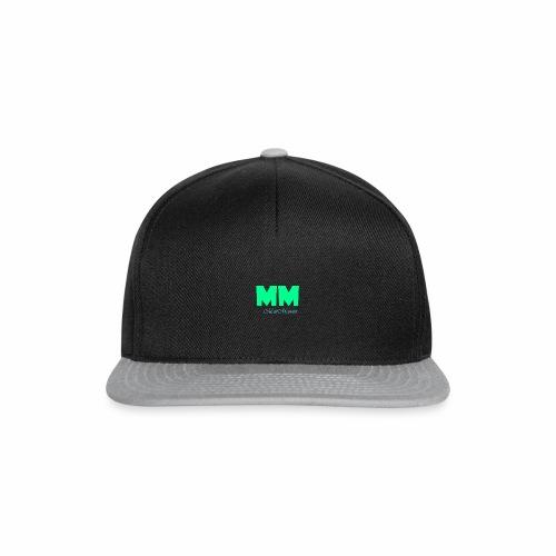 MattMonster Signature logo - Snapback Cap