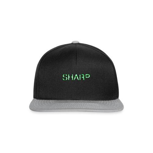 Sharp Clan grey hoodie - Snapback Cap