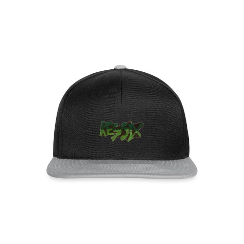 Big RessiX made by Leonie 2young4nick R. - Snapback Cap