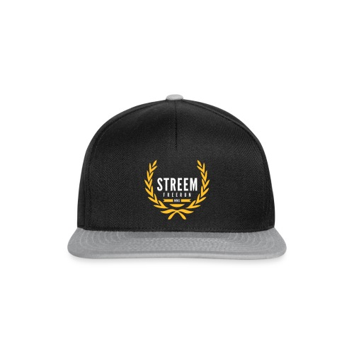 Wreath StreemFreerun - Snapback Cap
