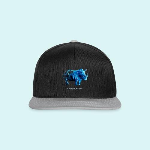 Rhino Blues - Snapback Cap