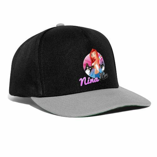 Nina Nice Logo - Snapback Cap