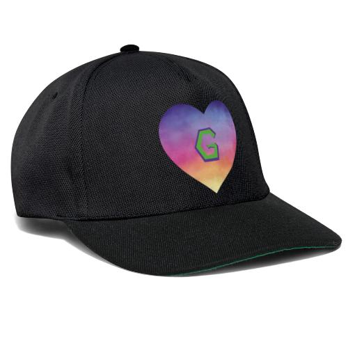 Gee, that's a great Letter G - Snapback Cap