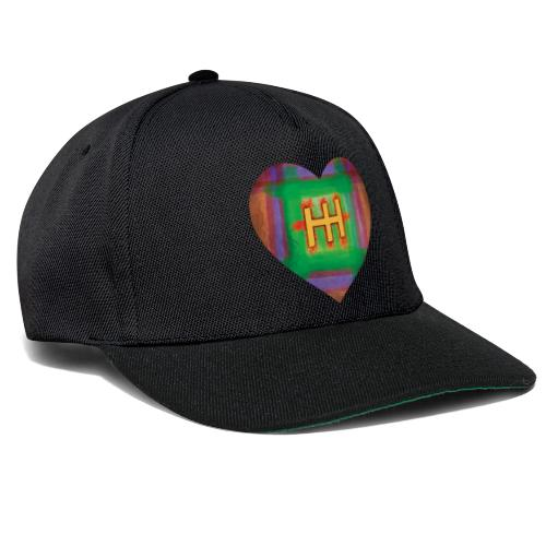 HH with a Heart - Snapback Cap