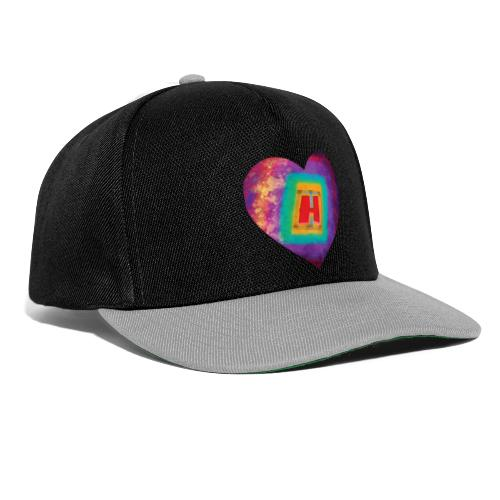 Help yourself to a big H - Snapback Cap