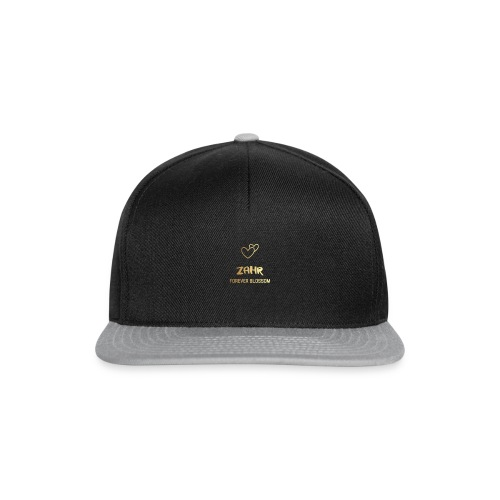 Zahr - Snapback Cap