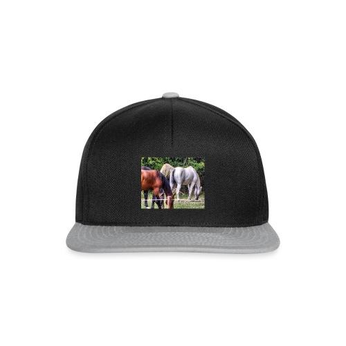 racehorse horses horse horsesofinstagr - Snapback Cap