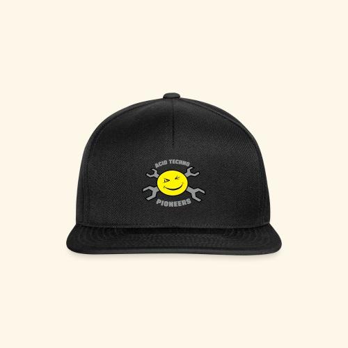 ACID TECHNO PIONEERS - SILVER EDITION - Snapback Cap