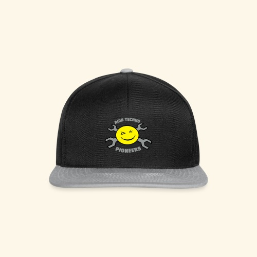 ACID TECHNO PIONEERS - SILVER EDITION - Snapback Cap
