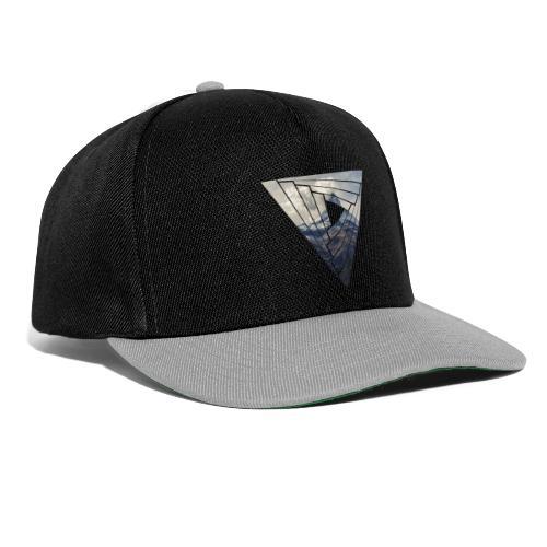 Matterhorn Zermatt Dreieck Design - Snapback Cap