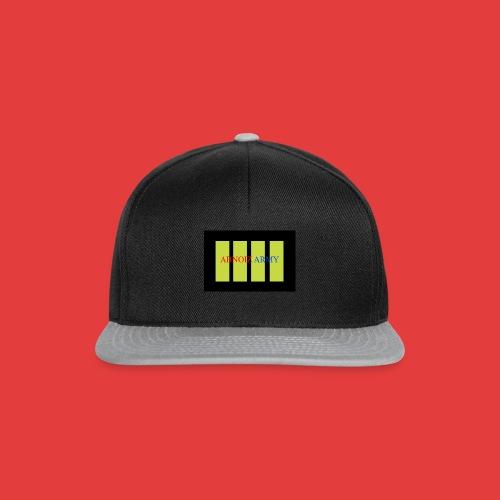 Abnoizarmy - Snapback Cap